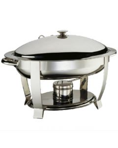 Elia Large Oval Chafing Dish