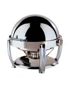 Elia Large Round Roll Top Chafing Dish