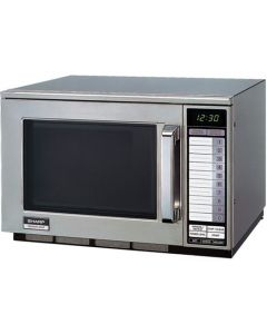 Sharp Commercial Microwave 1500 Watts R22AT