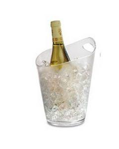Small Acrylic Salsa Ice / Champagne Cooler Bucket