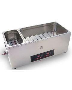 Sammic SVC-4-22D Digital Bath