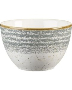 Churchill Homespun Sugar Bowl 8oz Stone Grey