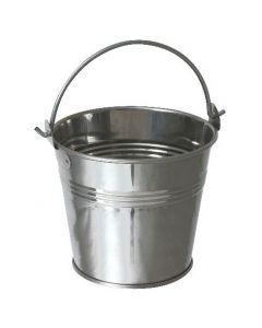 Stainless Steel Serving Bucket 10cm Ø