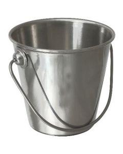 Stainless Steel Serving Bucket 9cm Ø