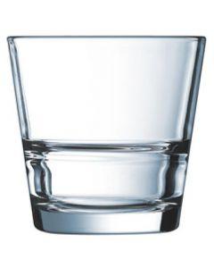 Stack Up Whisky Glasses