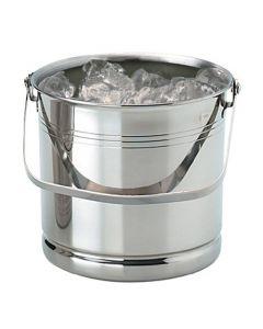 Stainless Steel Deluxe Ice Bucket