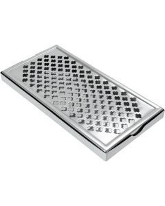 """Stainless Steel Drip Tray 12""""x6"""""""