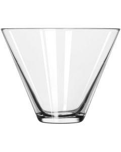 Stemless Martini Cocktail Glasses