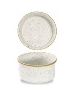 "Churchill Stonecast Ramekin 3.5"" Barley White"