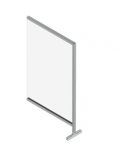 Modular with Extra Panel Protective Screen