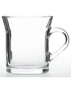 Tazza Latte Glass 12oz