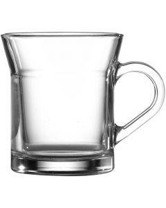 Tazza Latte Glass Mugs