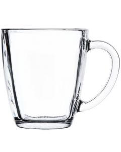 Tempo Glass Mugs 14oz
