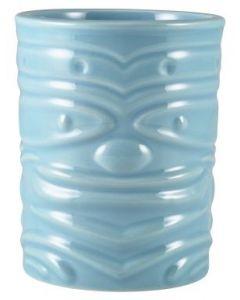 Blue Tiki Mug 12.75oz