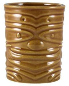 Brown Tiki Mug 12.75oz