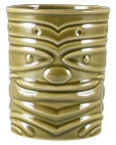 Green Tiki Mug 12.75oz