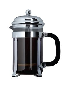 Cafe Ole Classic Chrome Cafetiere