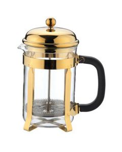 Cafe Ole Classic Gold Cafetiere