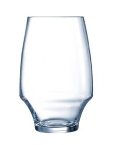 Open Up Water Glass 11.75oz