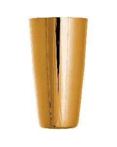 Gold Boston Shaker Tin 28oz