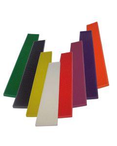 Coloured Bar Rail Mats