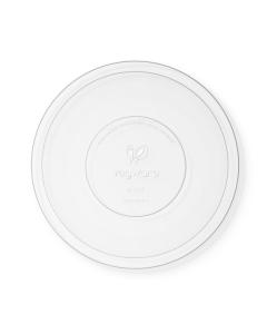 Vegware 185-Series PLA Flat Lid