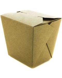 Vegware Kraft Noodle Box 32oz - Compostable
