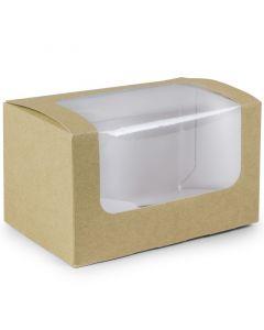 Vegware Bloomer Sandwich Carton