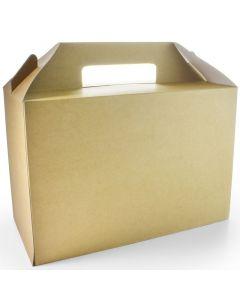 Vegware Standard Carry Pack (26.5 x 18 x 12.5cm) - Compostable