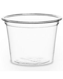 Vegware PLA Cold Portion Pot 1oz - Compostable