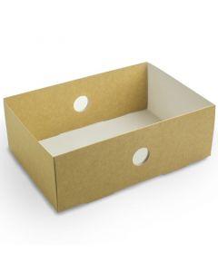 Vegware Platter Box Quarter Insert