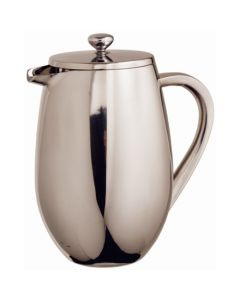 Insulated Double Walled Stainless Steel Cafetieres