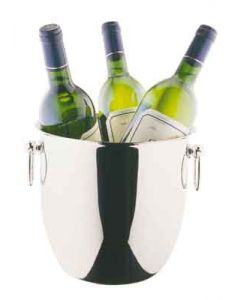 Elia Deluxe Stainless Steel Champagne Bucket