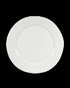 "Churchill Isla Plate 6.8"" White"