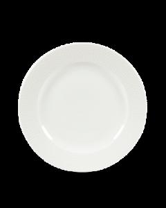 "Churchill Isla Plate 8.25"" White"