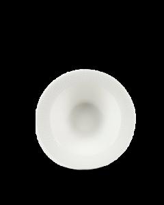 Churchill Isla Oatmeal Bowl 9oz White