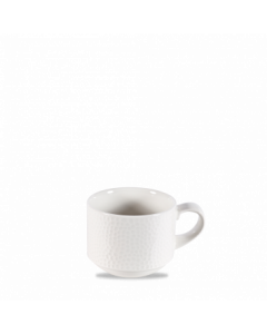 Churchill Isla Stacking Cup 8oz White