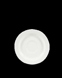 """Churchill Isla Saucer 5.8"""" White"""