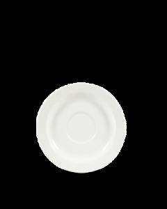 """Churchill Isla Saucer 5"""" White"""