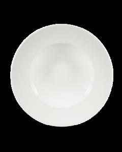Churchill Isla Wide Rim Bowl 10oz White