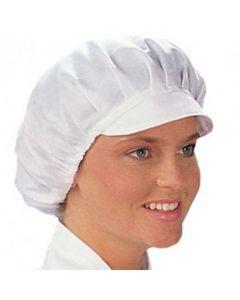 White Peaked Hat