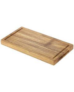 Acacia Wood Serving Board 25x13x2cm