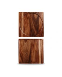 Churchill Art De Cuisine Woodware - Small Acacia Presentation Board