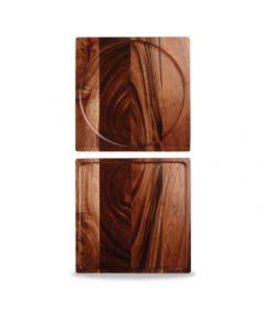 Churchill Art De Cuisine Woodware - Large Acacia Presentation Board