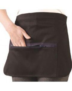Zipped Money Pocket