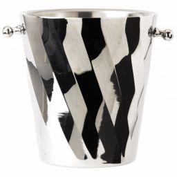 Swirl Champagne Bucket Stainless Steel