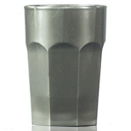 Elite Remedy Polycarbonate Shot Glass 25ml CE Silver