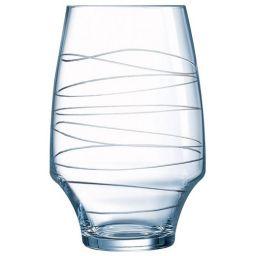 OPEN UP ARABESQUE TUMBLER GLASSES
