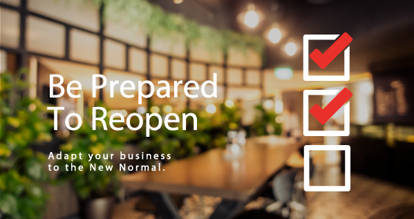 Checklist: What your food business needs to re-open during COVID-19