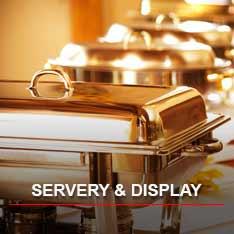 Servery & Display